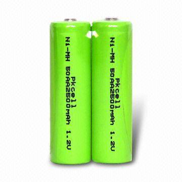 AA Rechargeable Ni-MH Battery (AA-01)