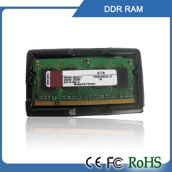 Laptop DDR2 RAM Memory 800MHz 1GB 2GB 4GB