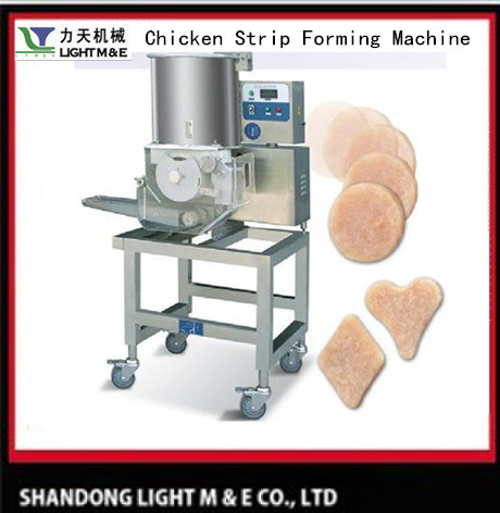 Chicken Strip Forming Machine