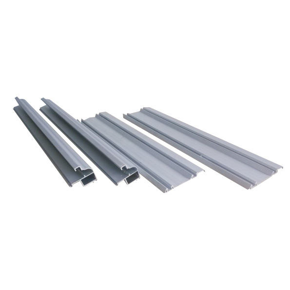 Aluminium Extrusion Wardrobe Door Profile for Bedroom Furniture