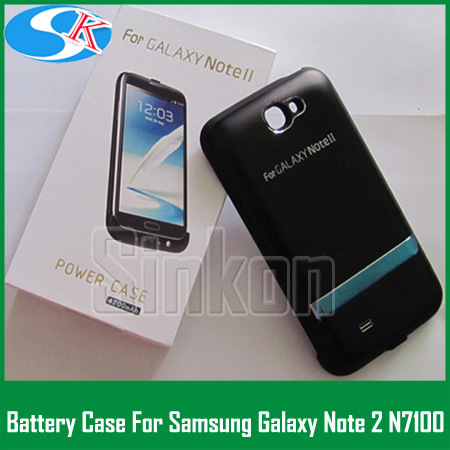 White Power Pack Battery Case For Galaxy Note 2 N7100 Price In Egypt