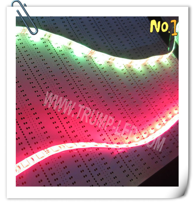 China Industrial 12 24 Volt RGB LED Rope Light IP65 - China Rgb Led Rope Light, Led Rope Light