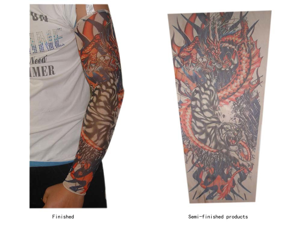 PC Tattoo Sleeve (WSX10)