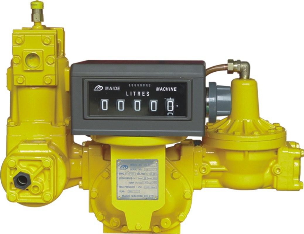 China Liquid Petrol Gas/LPG Flow Meter, Positive ...