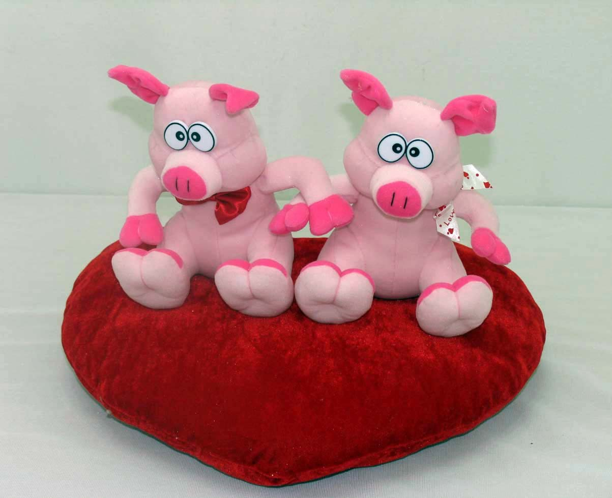 Roses Valentine S Day With Stuff Toys : Valentine stuffed toys
