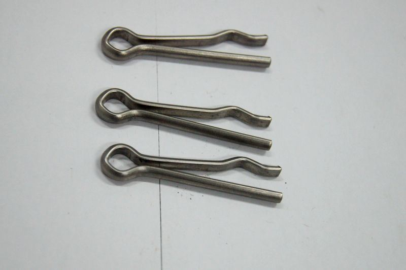Cotter Pin, Split Cotter Pin, Spring Pin, Lock Pin, DIN94, Wire Forming Pin, Spring Cotters, R Clips, ISO1234