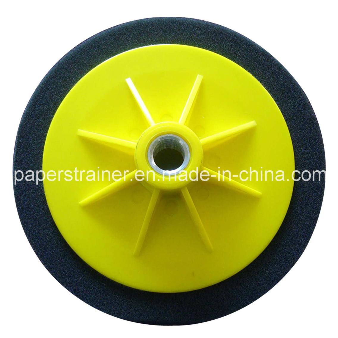 Foam Polishing Pad Black 150X45mm