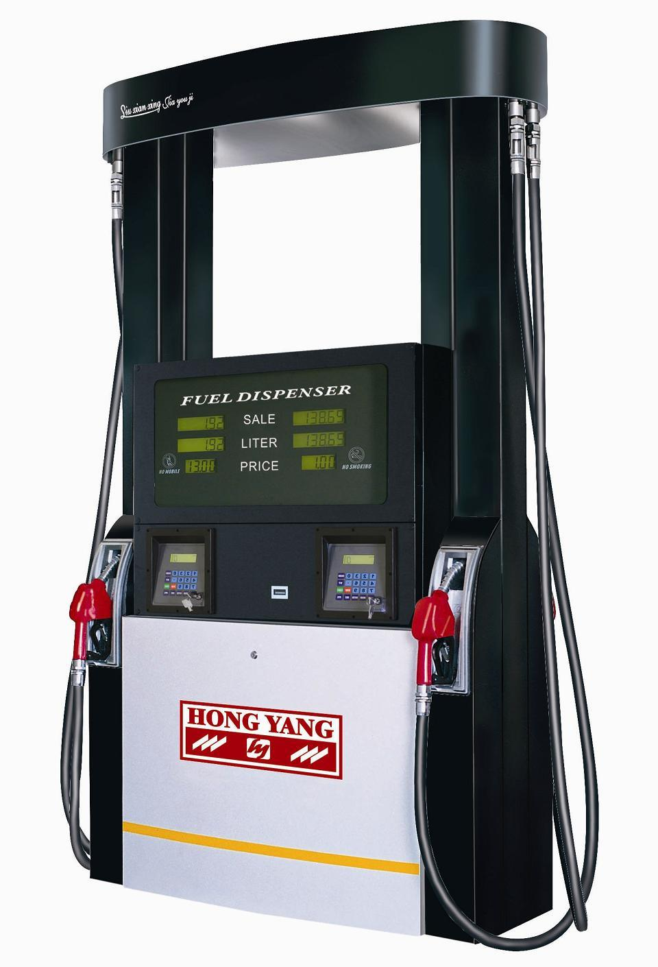 Petrol Fuel Dispenser (S Series CMD1687SK-GA)
