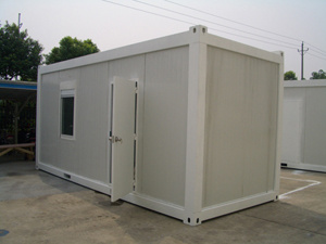 20′ Collapsable Office Container