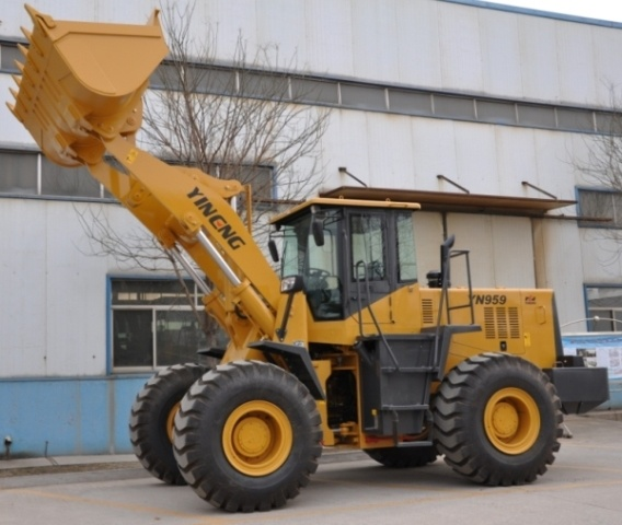 Front Wheel Loader (Rated load 5ton) Yn959g