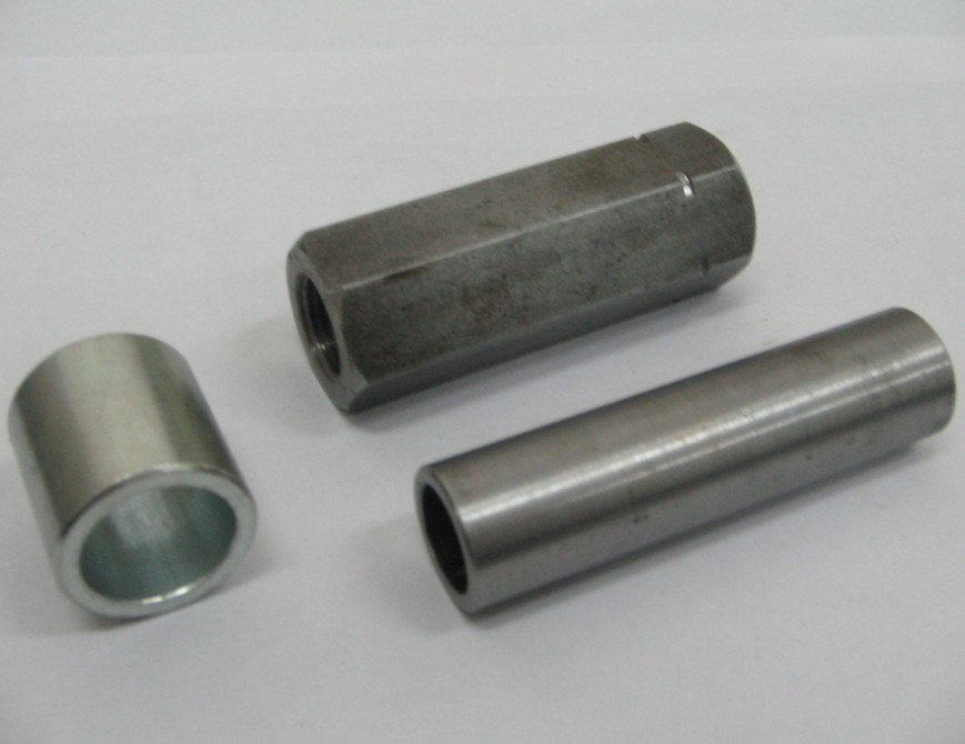 China spacers round hex spacer steel tube
