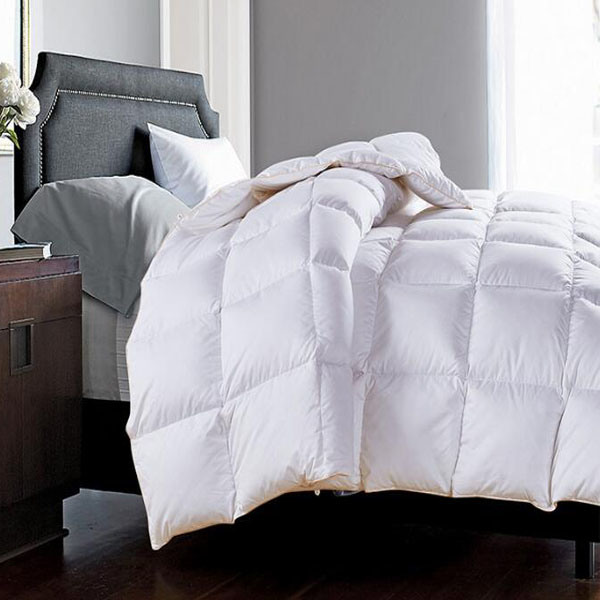 DPF Factory Duck Duvet White Duck Feather Down Quilt (DPF1074)