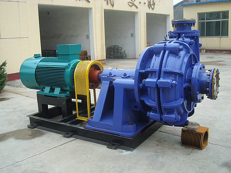 pumping machine for