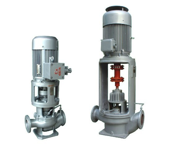 Single Stage Stainless Steel Vertical Pump (HLT)