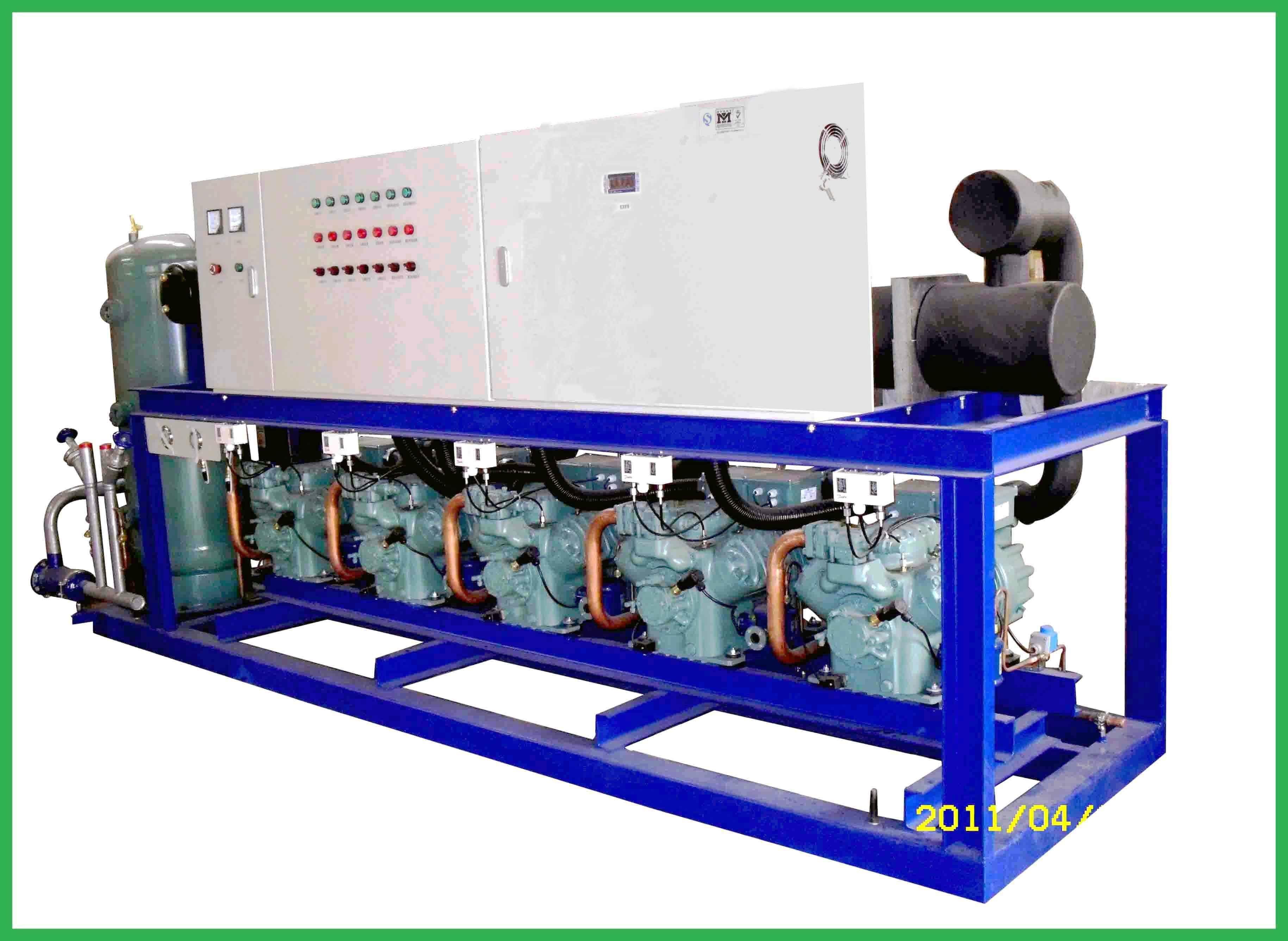 Winteco Ice Hotel Room Air Coolers : Piston compressor unit spbh photos pictures