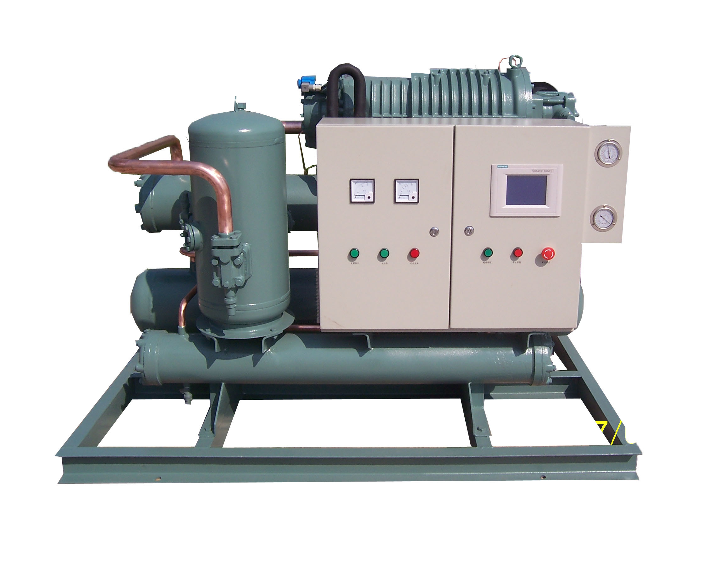 Highly Rated 5099 Water Cooled Condensing Units Condensing Unit