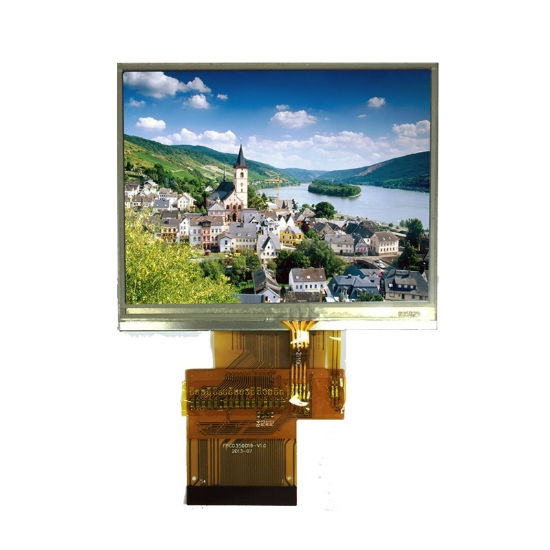 """3.5""""TFT 320X240, with Resistive Touch Panel: ATM0350d19-T"""