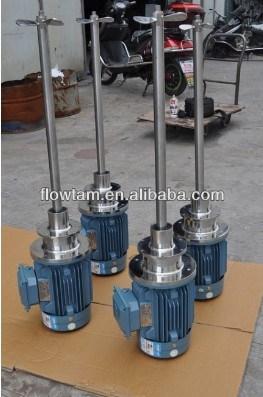 Industrial Stainless Steel Liquids Mixers