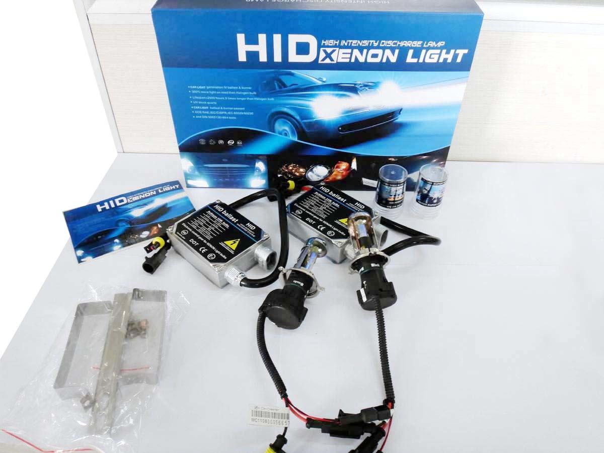 Hot Sale AC 55W HID Xenon Kit H4 Bixenon (Regular ballast) High Quality HID