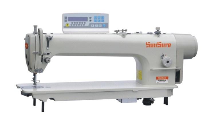 Long Arm Direct Computer Lockstitch Sewing Machine