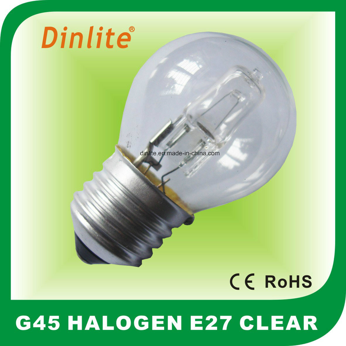 G45 Eco Halogen Lamp