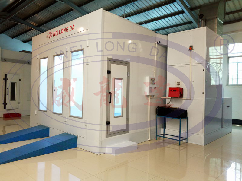 Wld-8200 High Quality Car Paint Spray Booth/ Baking Oven/Painting Oven