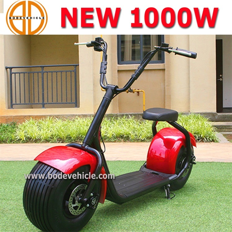 Bode New Big Wheel 1000W Halei Harley E-Motor Electric Motorcycle for Adults Moped