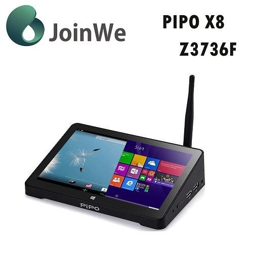 Fashion Mini PC Pipo X8 TV Box Intel Z3736f