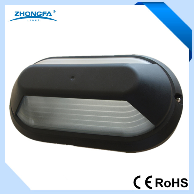 60W Plastic Bulkhead Humidity Proof Wall Lamp