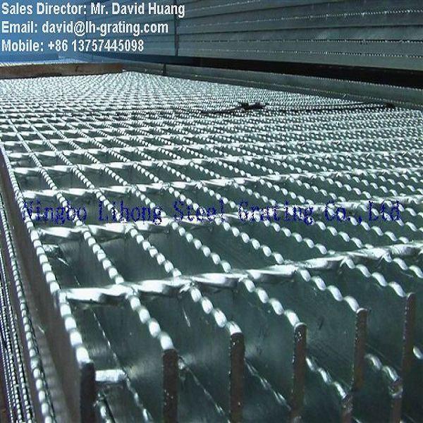 Galvanized ASTM A36 Steel Grating for Platform