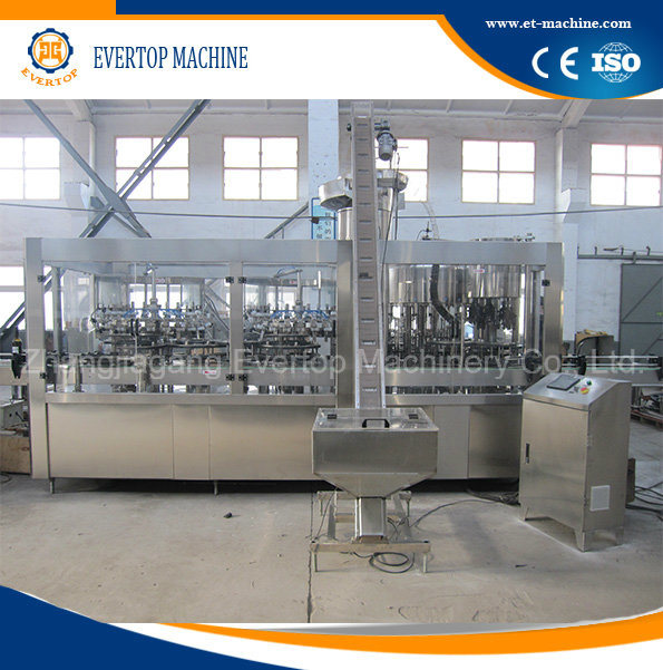 Glass Bottle Red Wine Filling Machine
