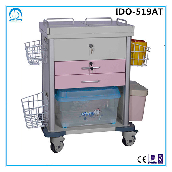 Emergency Medical Trolley Equipment