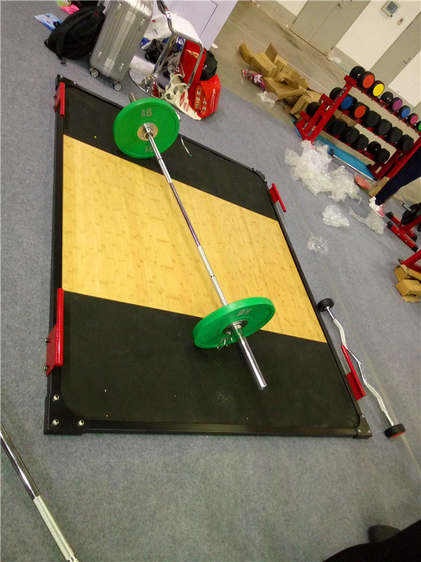 Fitness Equipment/Gym Equipment/Olympic Weight Lifting Platform