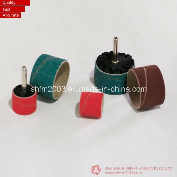 Ceramic, Zirconia, Aluminum Oxide Sanding Sleeves for Metal & Wood