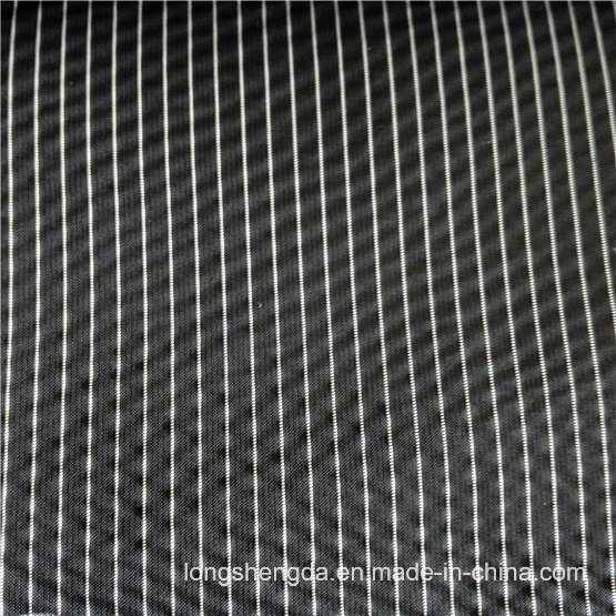 40d Woven Twill Plaid Plain Check Oxford Outdoor Jacquard 91% Nylon + 9% Polyester Fabric (H019B)