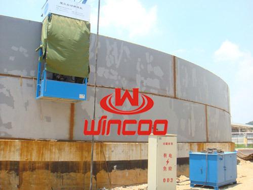 Automatic Horizo0ntal Seam Welding Machine (AGW)