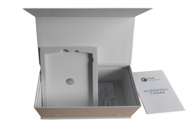 Printed Paper Gift Packing Box for Electronic From China