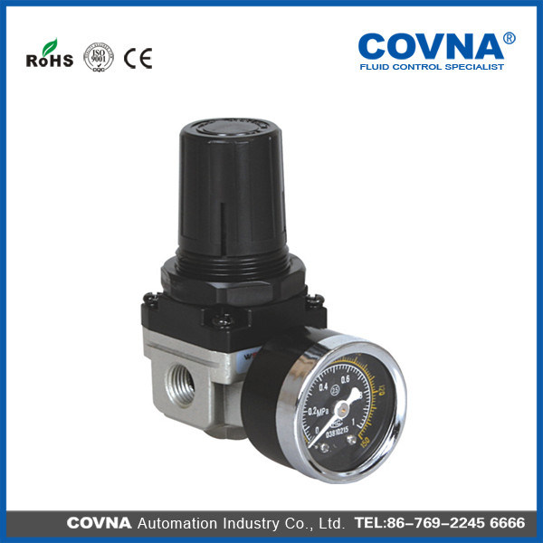 Covna Ar3000-05 Air Source Treatment for Regulator with Gauge