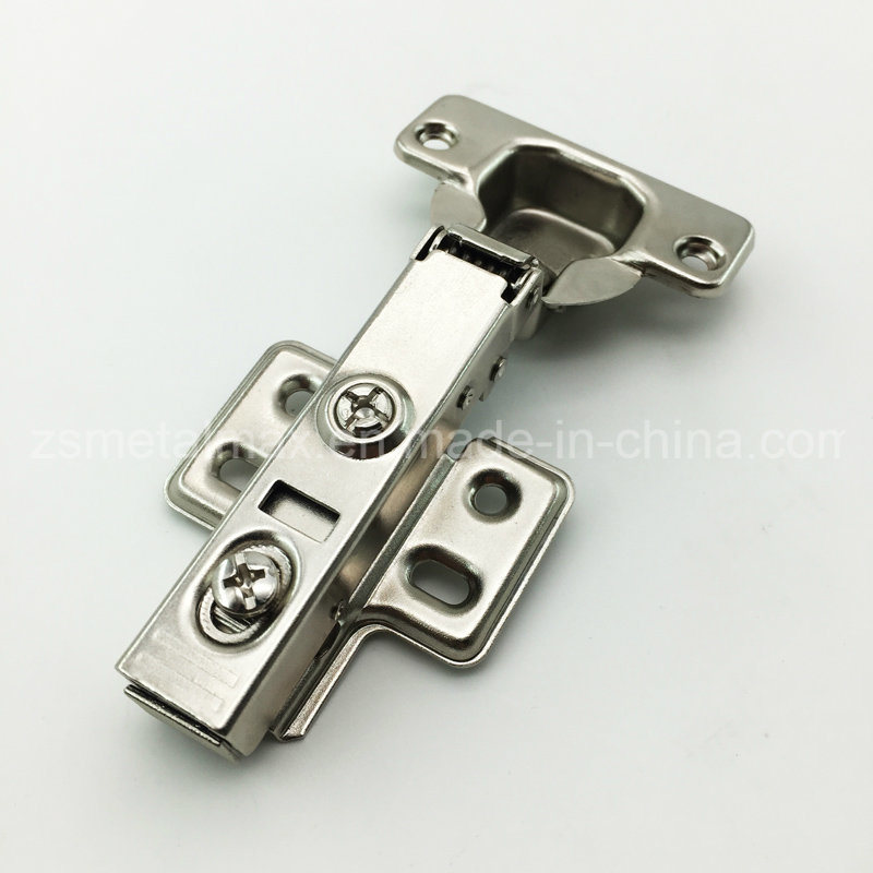 Cabinet Furniture Door Hydraulic Self Closing Concealed Hinge (CH001)