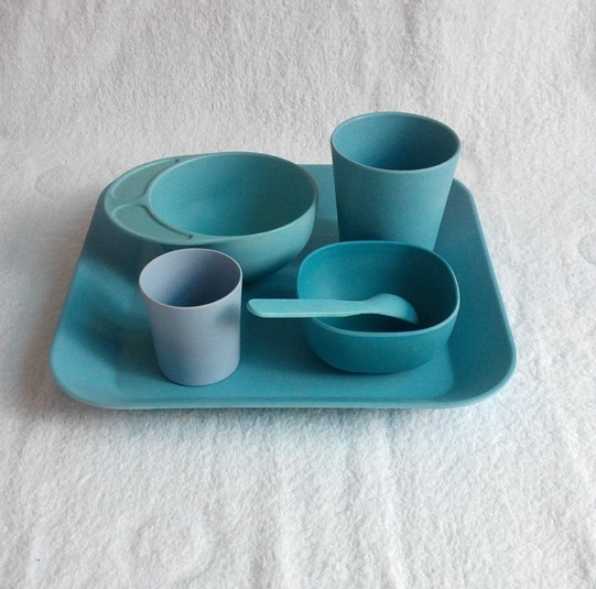 (BC-CS1049) Fashionable Natural Bamboo Fiber Tableware/Kitchenware