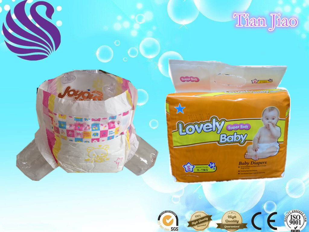 Best Sell Ultra Soft and Instant Absorption Series Baby Diapers