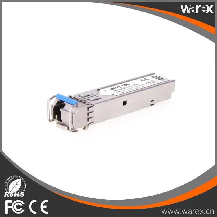 1000BASE-BX-U LC, 10 Km, 1310-nm TX/1490-nm RX wavelength, 10km SFP transceiver Cisco Compatible