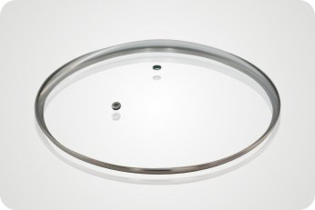High Dome G-Type Round Lid