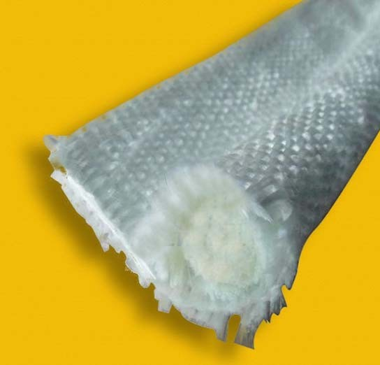 Fiberglass Tadpole Tape with Adhesive