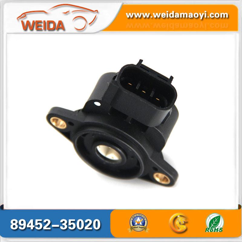 Low Price Auto Throttle Parts 89452-35020 Throttle Position Sensor