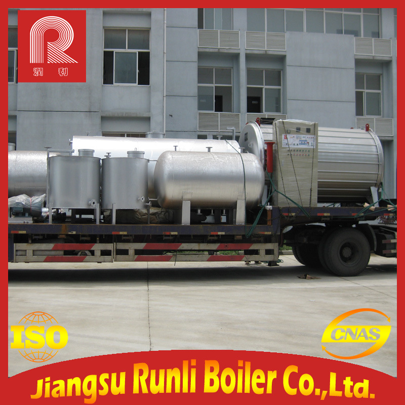 Good Quality High Efficiency Thermal Oil Boiler with Grade a Licence (YQW)