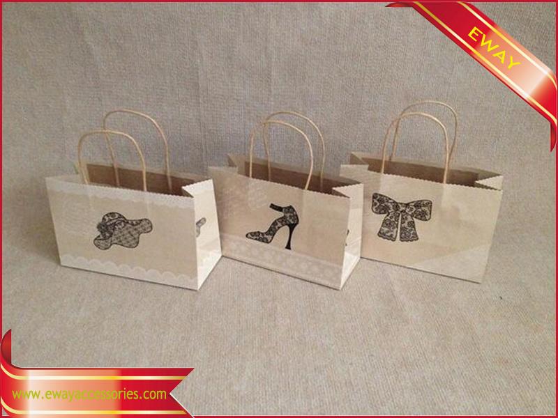 Kraft Paper Bag Shopping Bag Gift Bag