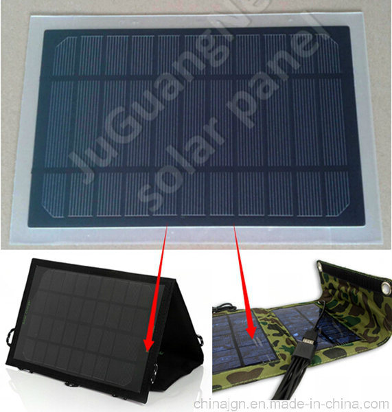 Jgn-a Solar Panel, Jgn-a Solarpanel, Solar Panel for Solar Mobile Charger (J-210X135A)