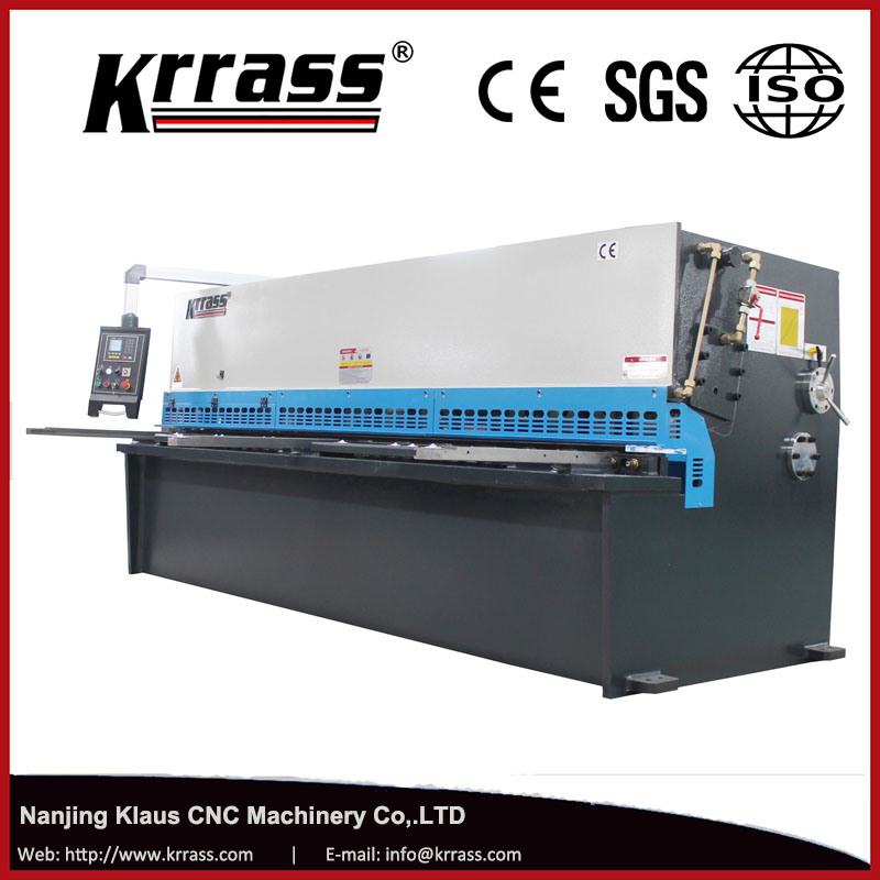 QC12k/QC12y CNC Swing Beam Shearing Machine