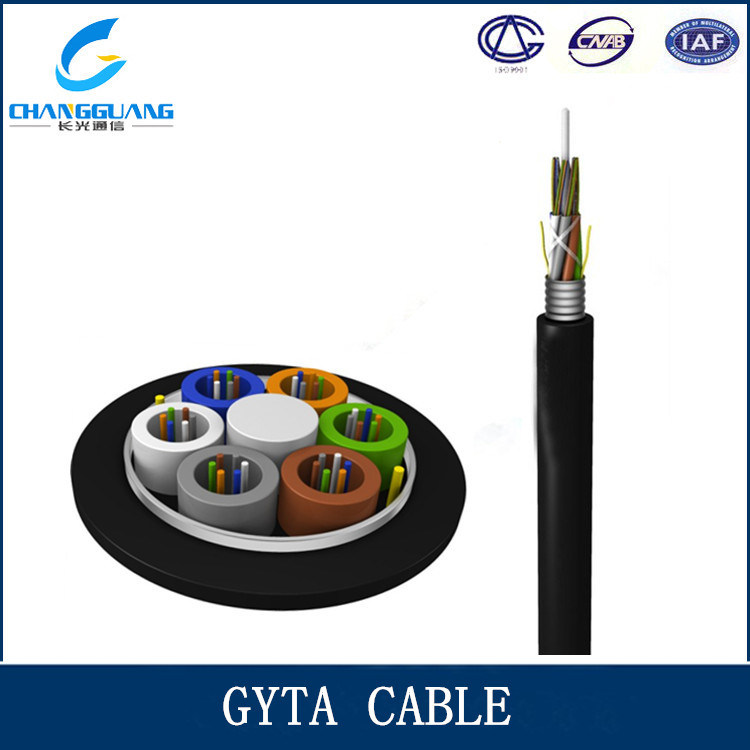 Competitive Price Outdoor Use Fibre Cable GYTA/S